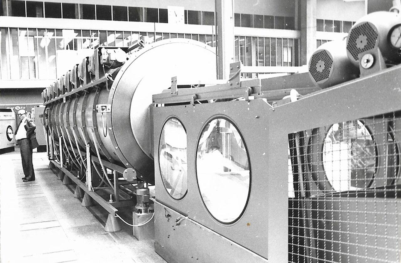 lavanderia industriale